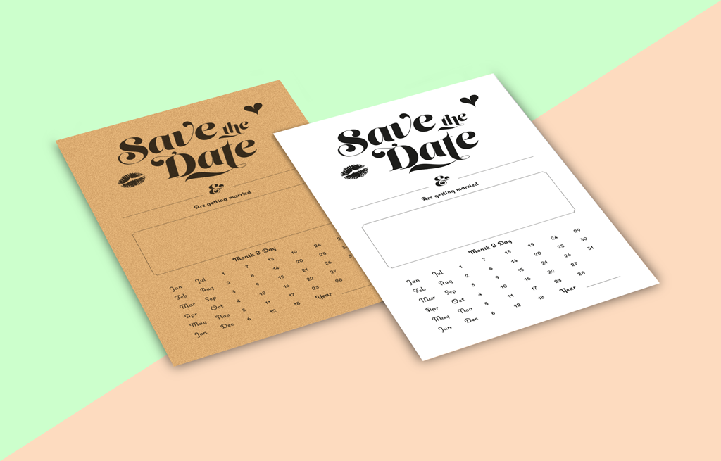 download print your own diy save the date etheridge design