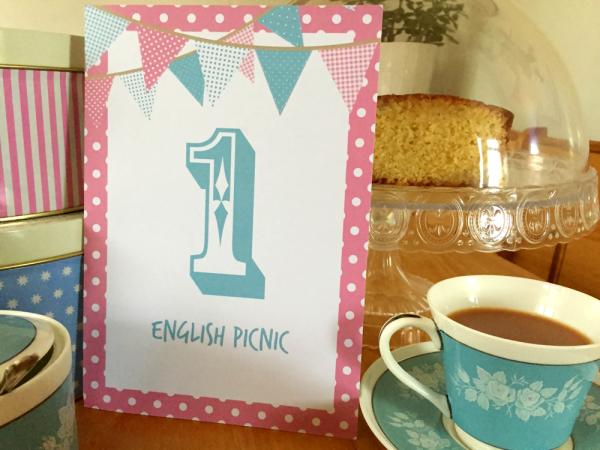 etheridge design cannock wedding stationery table numbers